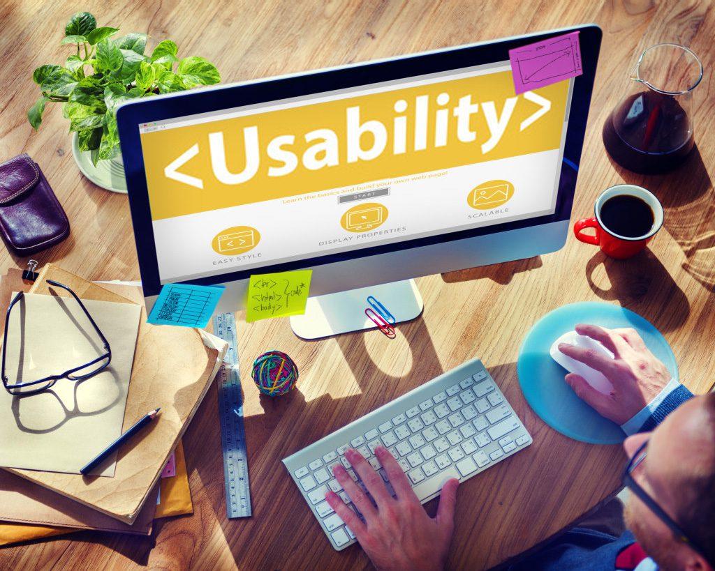 test di usabilità sito web